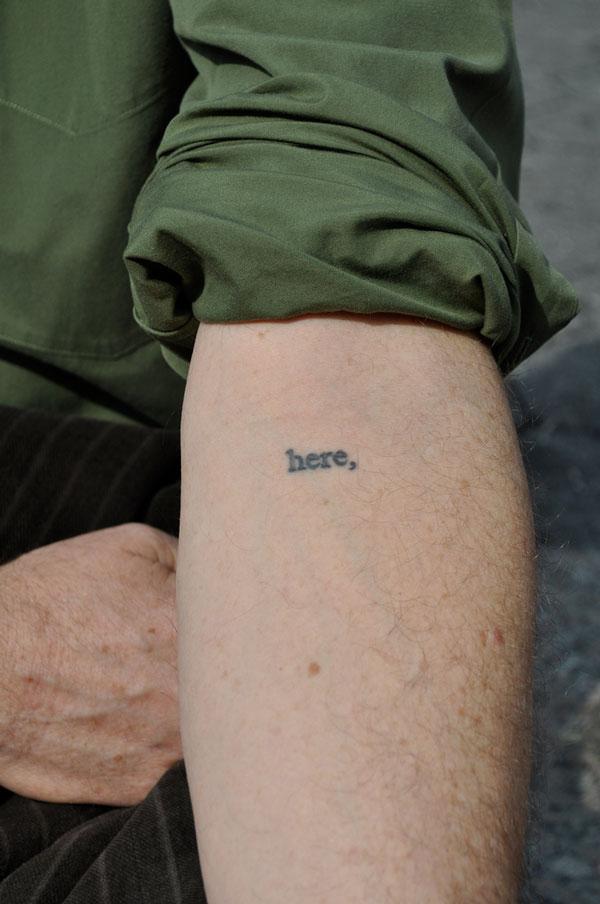 20 Tatuajes Minimalistas Para Personas Que No Saben Que Tatuarse
