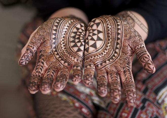 tatuajes henna india tradicional bodas mujeres 16