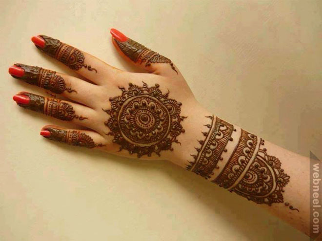tatuajes henna india tradicional bodas mujeres 17