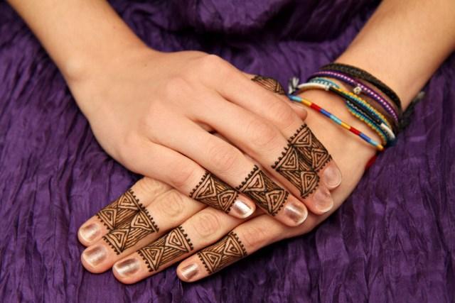 tatuajes henna india tradicional bodas mujeres 19