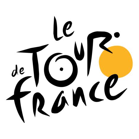 Logo mensaje oculto subliminal Tour de france