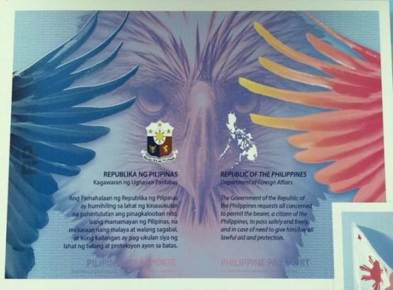 Pasaportes de filipinas