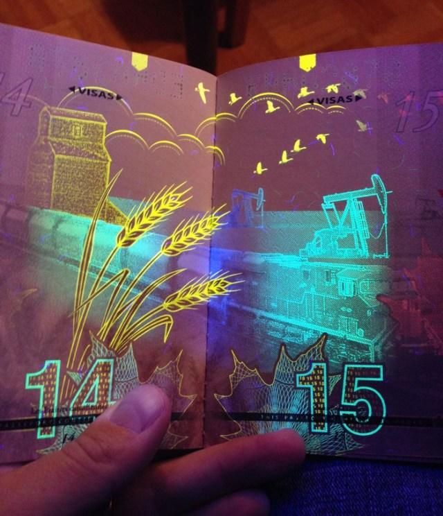 pasaporte canada 1