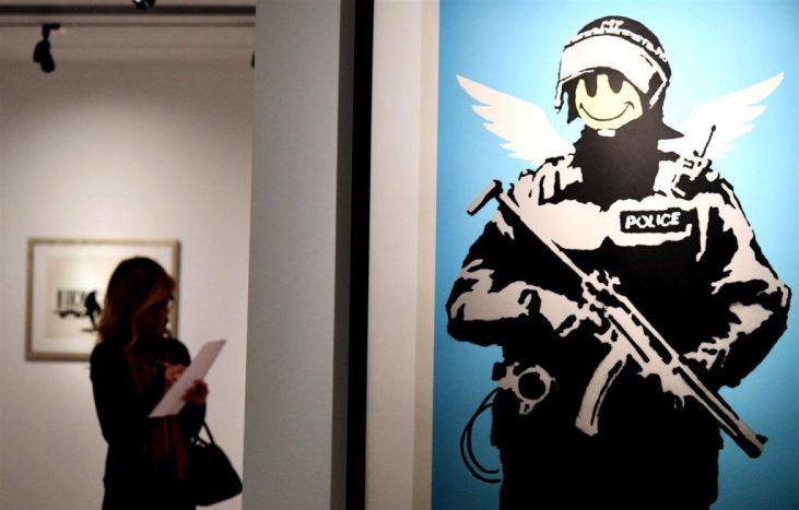 pinturas de banksy 3