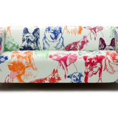 Ikea Klippan Sofa Cover Red Barker And Stonehouse Sofas Chairs Dogs Artefly
