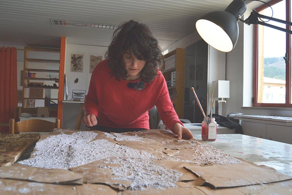Licia Baldini · Artista · Casentino