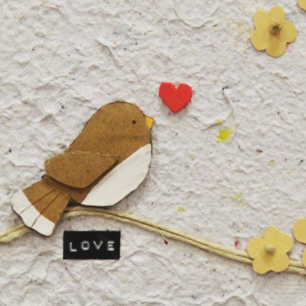 Ucello love · Arte Green