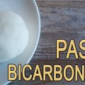 Pasta di bicarbonato ricetta