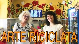 Arte riciclata il canale Youtube Arte Green