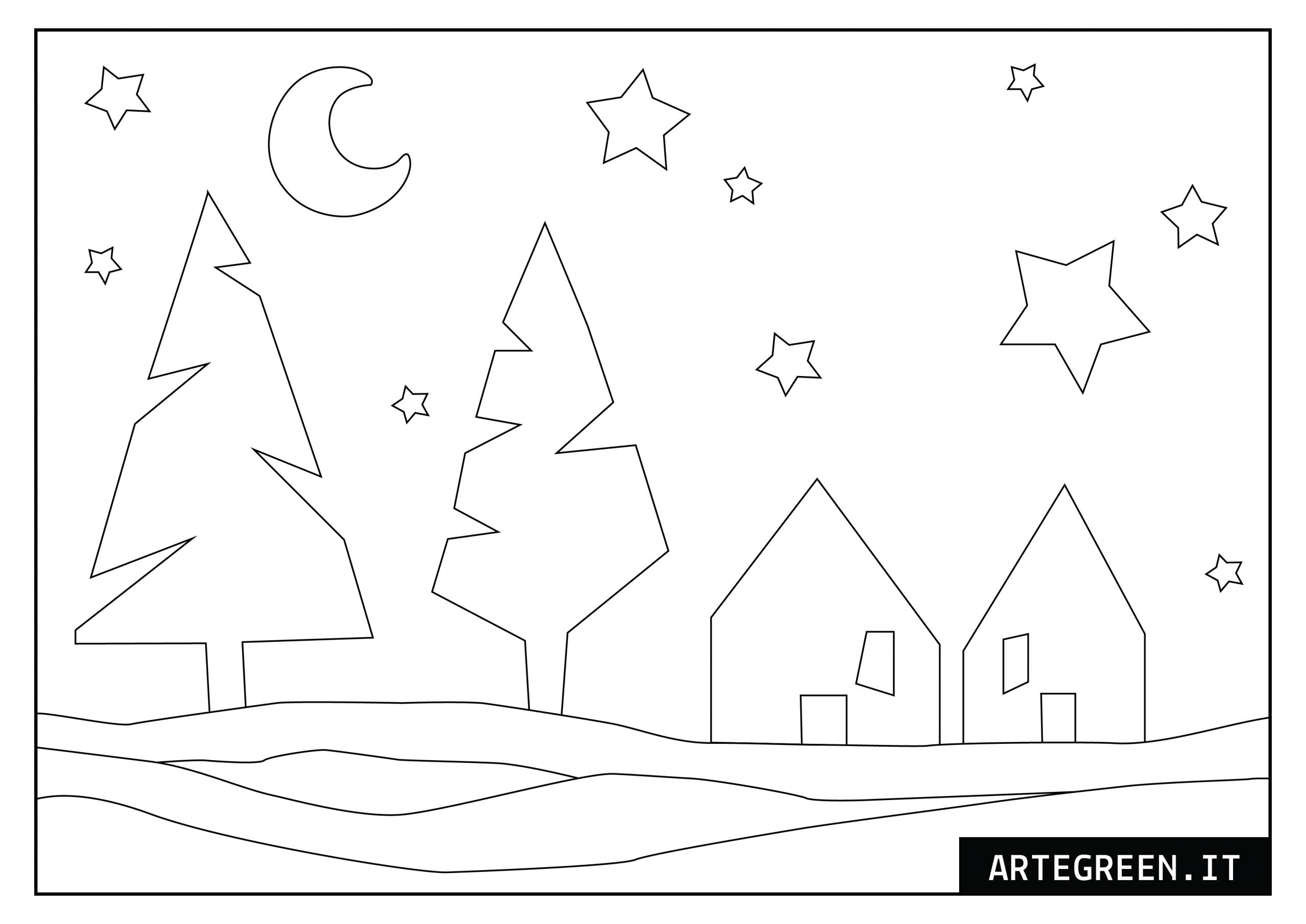 disegni da colorare gratis