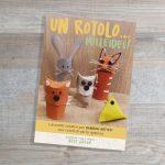 """""""Un rotolo mille idee – lavoretti creativi per bambini artisti con rotoli di carta igienica"""" SERIE EBOOK"""