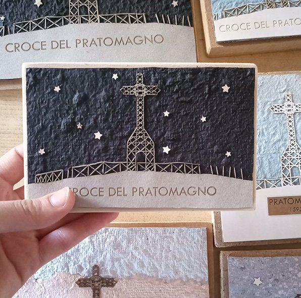 croce pratomagno