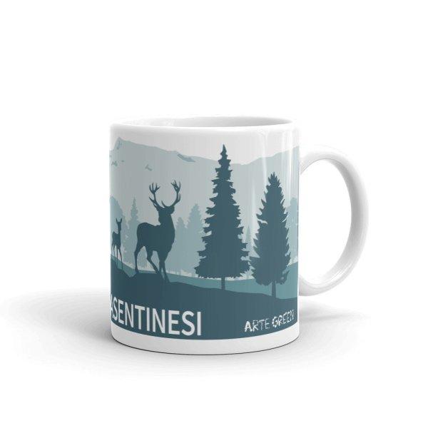 tazza foreste casentinesi