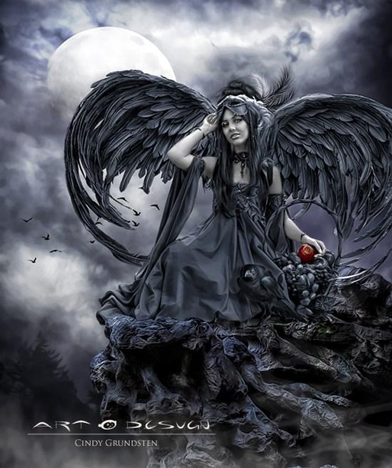 Raven Elf