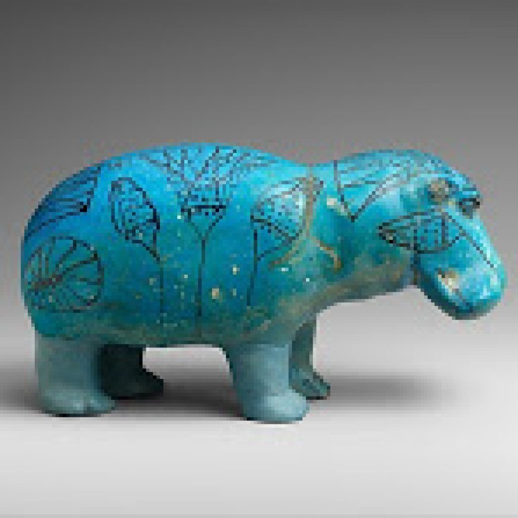 Folklore Friday Faience Of Egyptian Amulets