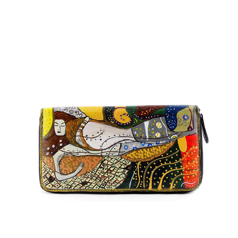 Serpenti Dacqua Klimt Il Mela Albero Gustav Klimt Wikioo Org L