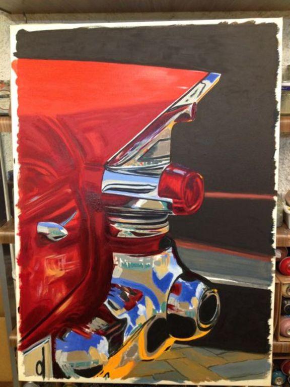 Painting Chrome Bumper | Tacoma World