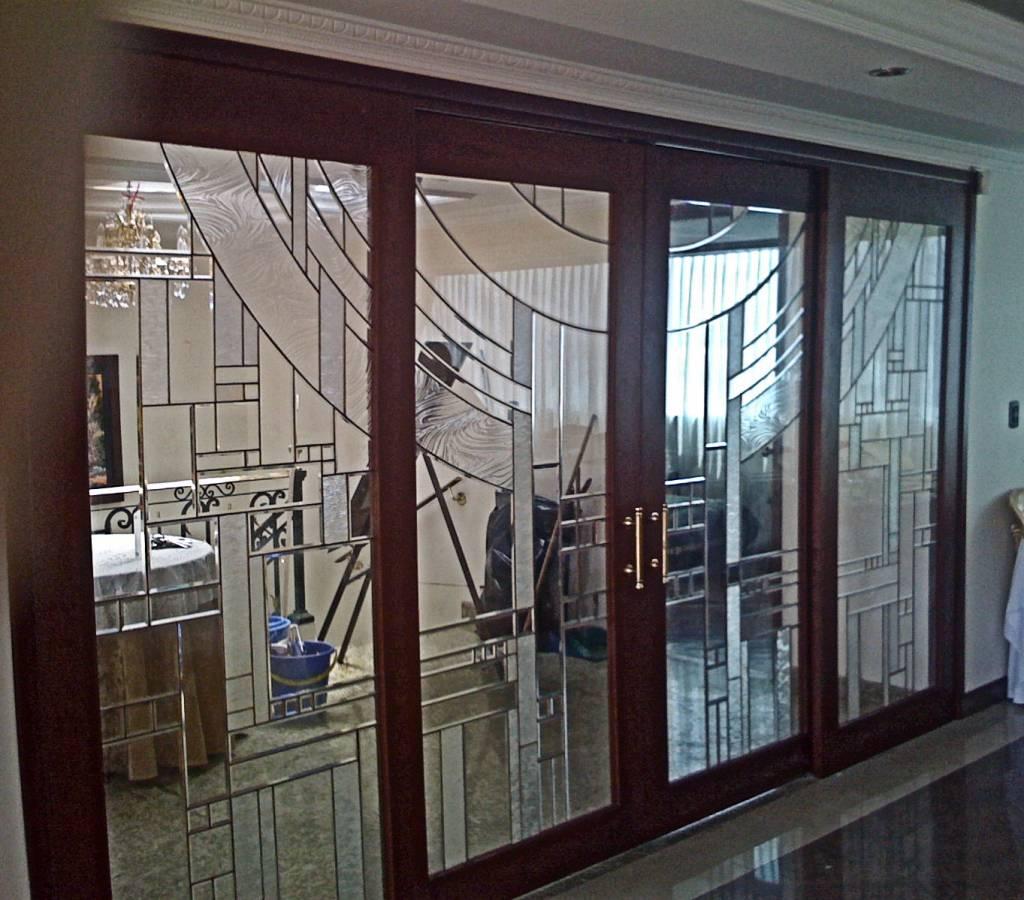 Puerta Biselado Texturas German Rodriguez Restrepo