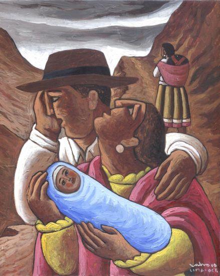Pinturas Del Peru