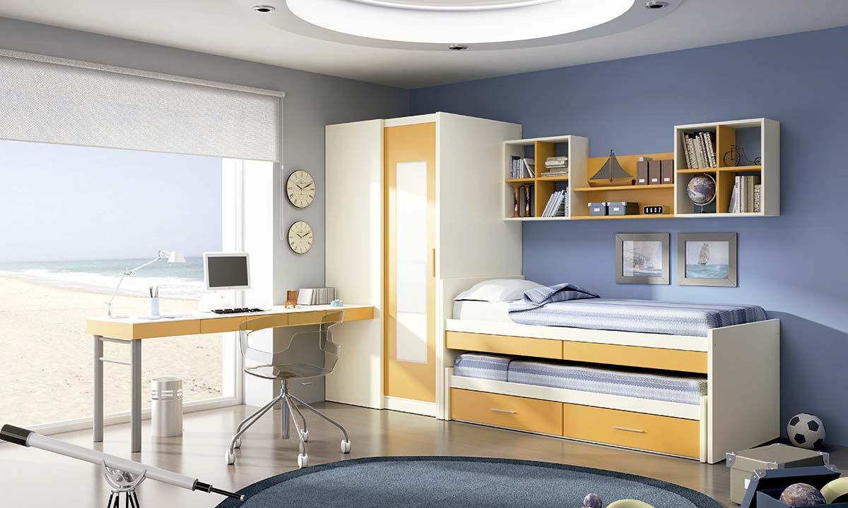 dormitorios juveniles artemader  artemader