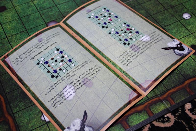 Rule booklet