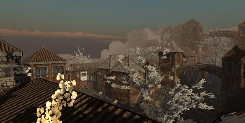 The city of Kingsbridge