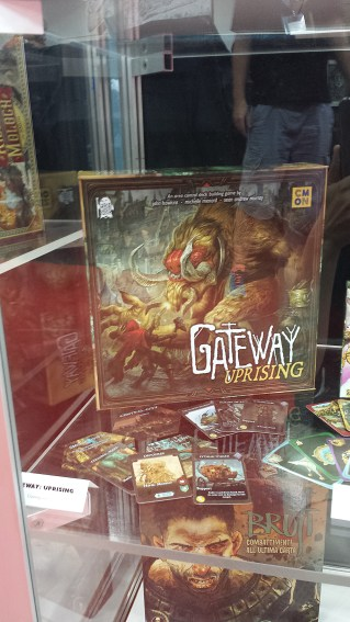 Oooo We're in the display case all official-like!