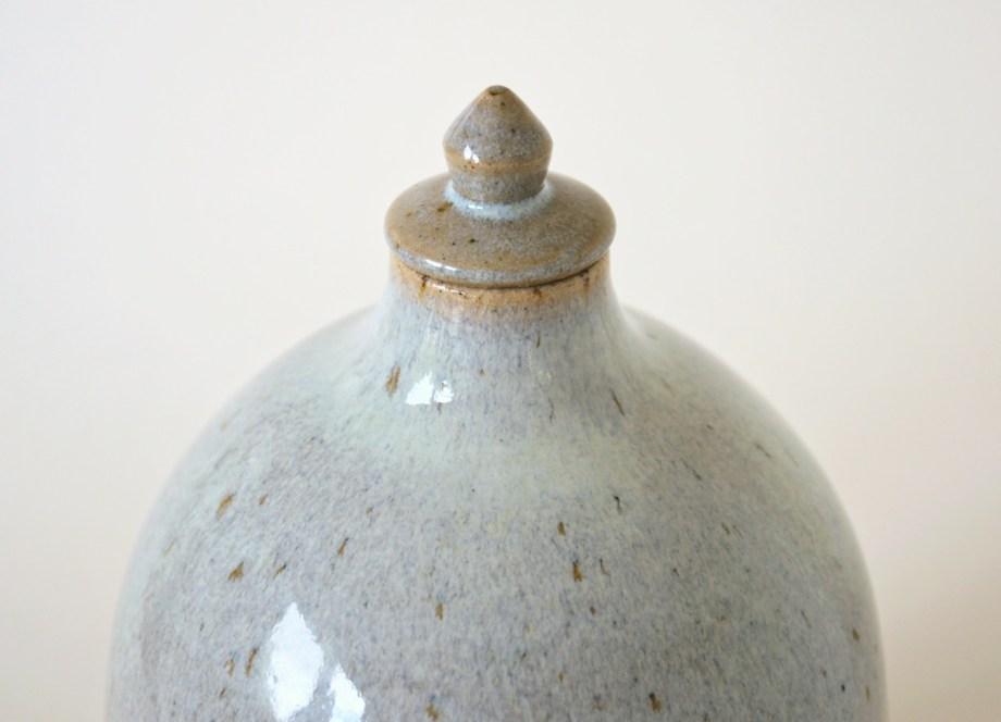 Artemis Panteli urne grijs 1 liter