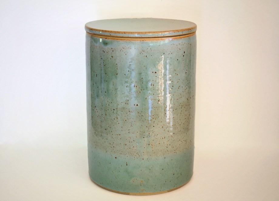Artemis Pelion urne groen 4,5 liter