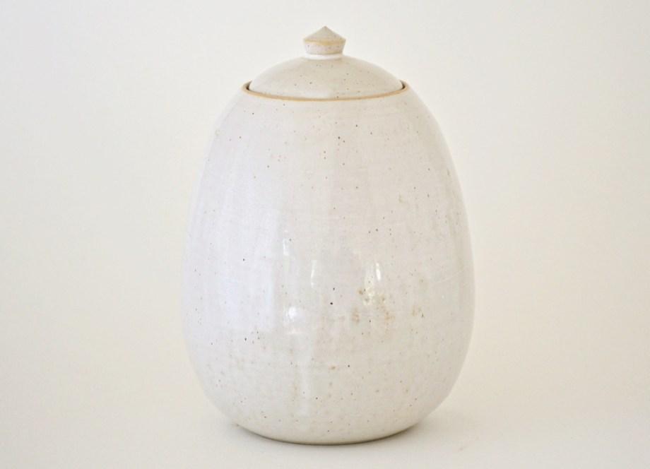 Artemis Helicon urne wit 4,5 liter