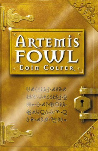 Image result for artemis fowl book