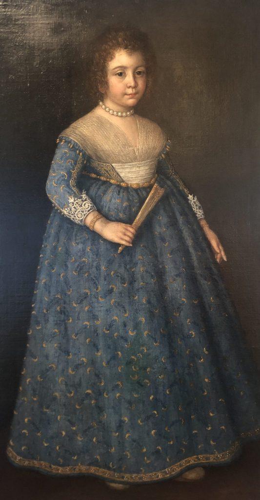 Chiara Varotari, Porträt eines Mädchens, Museo Civico, Padua (Foto: NiS)