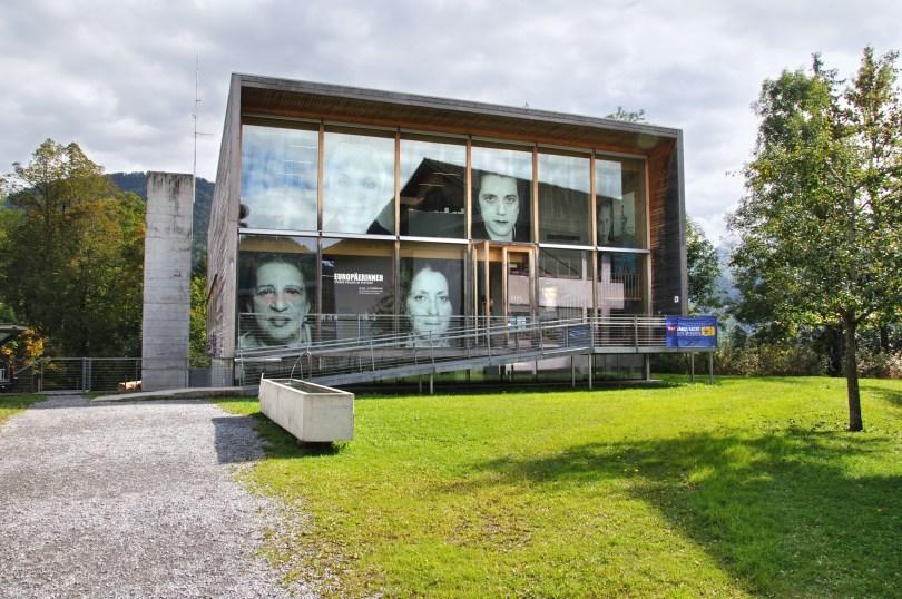 Außenansicht Frauenmuseum Hittisau