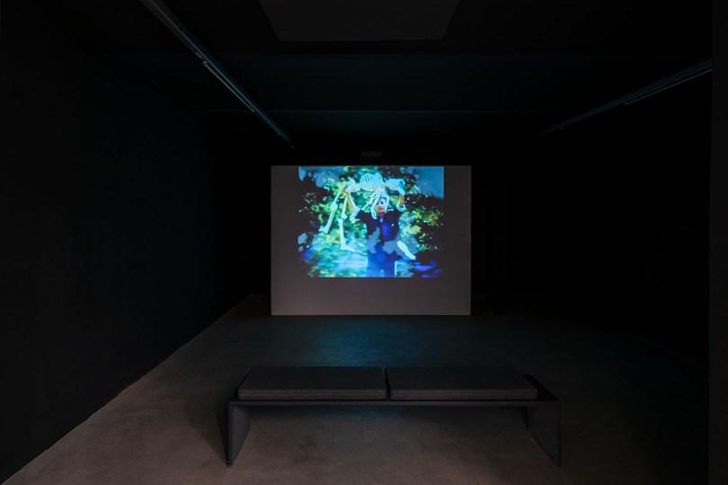 Ausstellungsansicht, Franz Josefs Kai 21 (c) Simon Veres