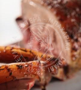 Καρύκευμα ρολό χοιρινό