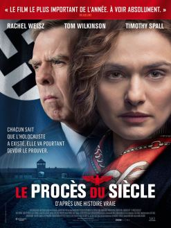 LE PROCES DU SIECLE - Affiche