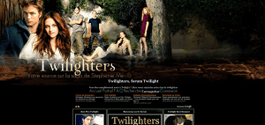 Le Forum du Mois : Twilighters