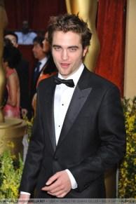 Robert Pattinson aux Oscars ( 02/09)