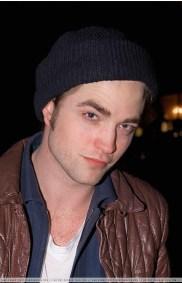 Robert quittant son hôtel à Vancouver :)