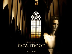 Affiche New Moon - Edward © Ballerina