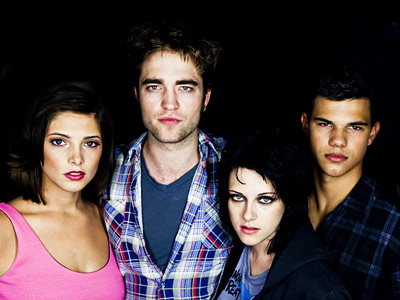 COMIC CON 09- NEW MOON - PORTRAIT DE STAR !
