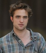 "ROBERT PATTINSON IN "" PHONE GAME """
