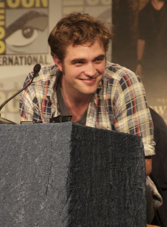 Rob au Comic Con