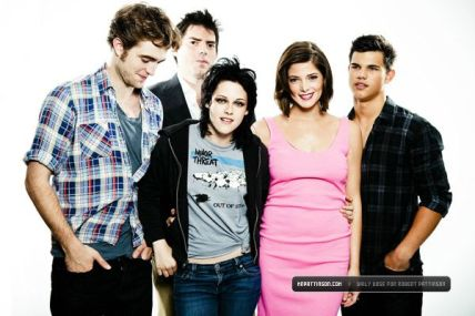 NEW MOON- NOUVEL OUTTAKES DU COMIC CON DE SAN DIEGO 2009