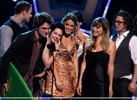 TWILIGHT- GRAND VAINQUEUR DES TEEN CHOICE AWARDS !!