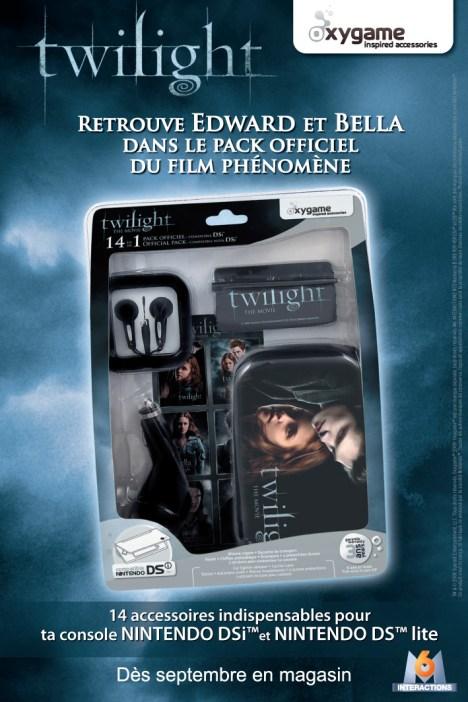 Twilight Pack DS Lite