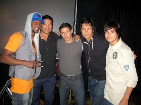 Edi Gatheri, Alex Meraz, Gil Birmingham, Chaske Spencer, Kiowa Gordon