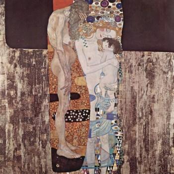 Gustav+Klimt+Les trois âges de la femme