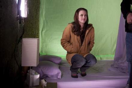 "NEW MOON: NOUVELLES PHOTOS EXCLUSIVES ""BEHIND THE SCENE""  !!!"