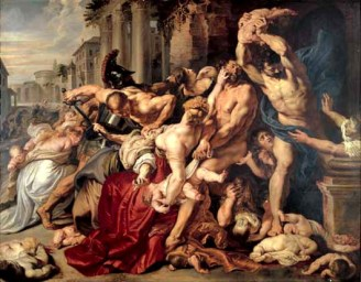 Rubens - Le massacre des innocents